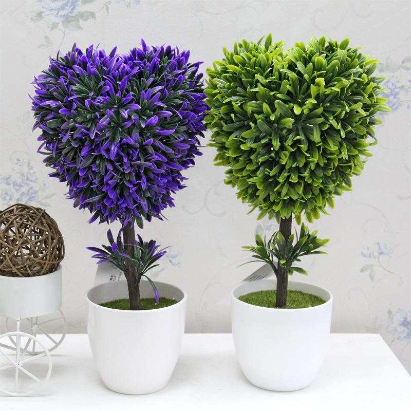 简单环保手工小制作盆栽