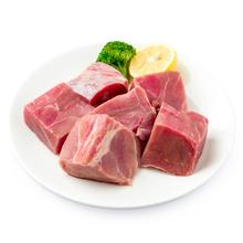 进口新鲜牛肉 新西兰去骨小牛腿肉块500g 天猫超市