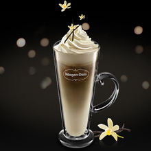 哈根达斯 特色咖啡 堂食饮料 香草冰拿铁 二维码专拍