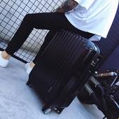 复古旅行箱男女潮箱子拉杆箱万向轮行李箱登机箱20寸皮箱包24寸28