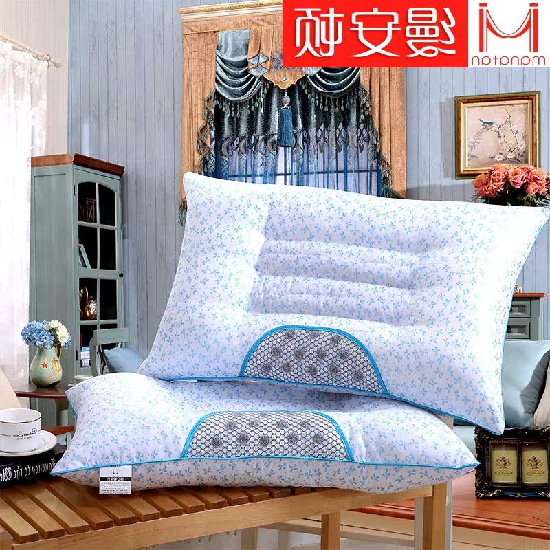 薰衣草枕 一只装春夏花草枕头 成人枕头枕芯缦安顿家纺