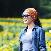 北京森林户外防风透气魔术无缝骑行头巾面罩针织保暖围巾围脖男女
