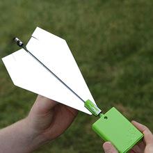 儿童玩具活动礼物飞行礼品动力 男孩电动纸飞机 包邮 天天特价