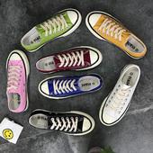 2017新款原宿ulzzang夏季帆布鞋女学生韩版百搭布鞋春季街拍板鞋