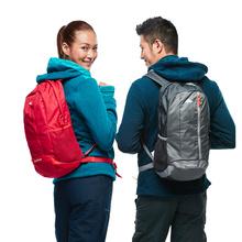 迪卡侬 户外双肩包男 女 登山双肩背包 20L学生书包 QUECHUA HB