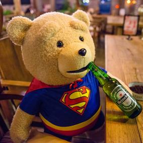 泰迪熊会说话公仔美国电影TED玩偶毛绒玩具抱抱熊圣诞情人节礼物