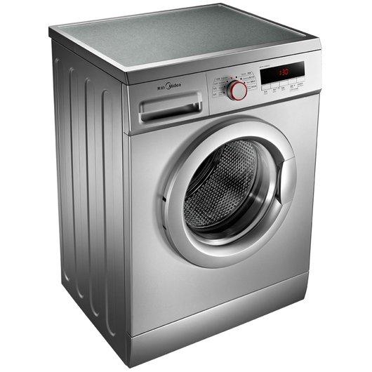 热卖新苗家电 Midea/美的MG80-1232E(S) 8公斤大容量滚筒洗衣机