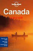 加拿大旅游 2014英文版送中文 孤独星球 Lonely Canada Planet