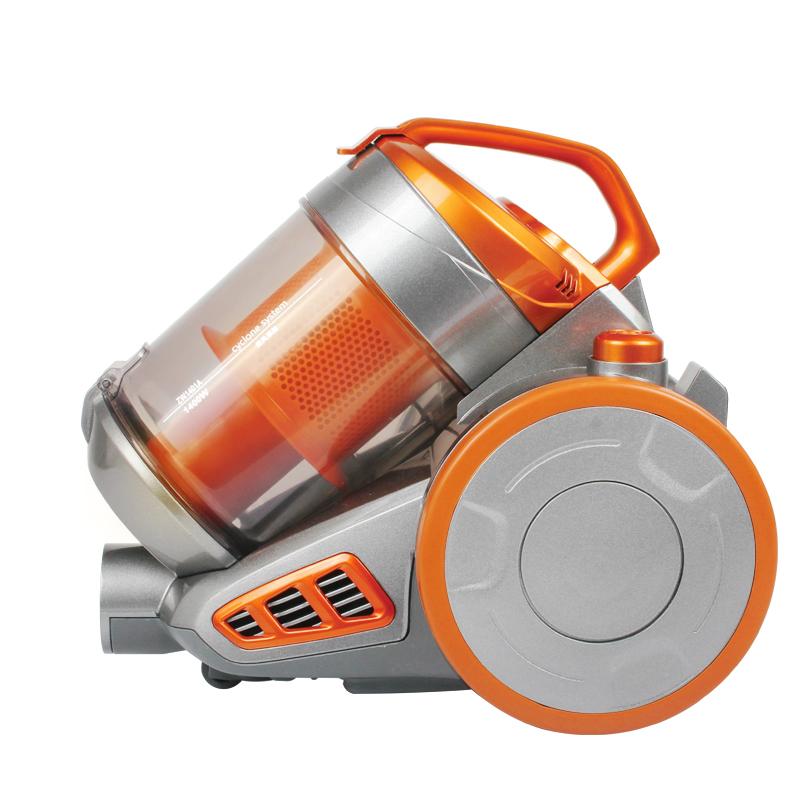 海尔官方旗舰店生活电器苏宁京东商城吸尘器家用强力家用洗尘器橙