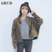 2017春装新款女装春季棒球服外套女春秋原宿风韩版学生BF短款夹克
