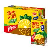 真茶 真柠檬 维他奶 维他 16盒 低糖柠檬茶250ml 天猫超市