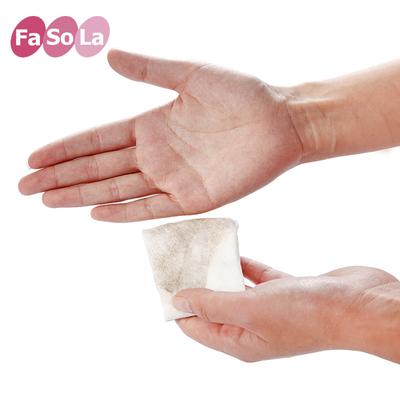 fasola双倍除菌卫生湿巾 擦手湿纸巾成人湿巾纸 厨房深层清洁去污图片