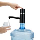 子路桶装 水抽水器充电饮水机家用电动纯净水桶压水器自动上水器吸