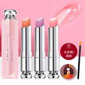 滋润唇蜜专柜 Dior迪奥口红 魅惑变色唇膏3.5g粉色持久保湿图片