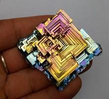 铋晶体跳楼价!每克几毛钱!彩色晶体 高纯铋晶体!可PiFa 特价