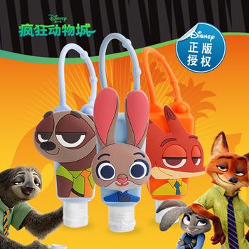 迪士尼疯狂动物城免洗洗手液消毒