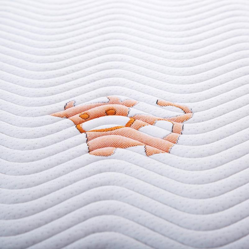 悦宝 可定制棕垫 纯天然椰棕儿童床垫 新品青少年乳胶床垫 皖宝