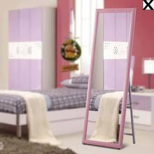 店镜子试衣镜宿舍壁挂穿衣镜两用衣镜特价 落地全身镜子欧式镜服装