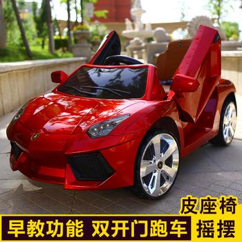 婴儿童电动车四轮遥控汽车可坐男