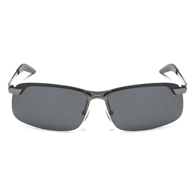 2017新款男士墨镜太阳镜男潮开车专用偏光镜运动司机驾驶眼镜3043