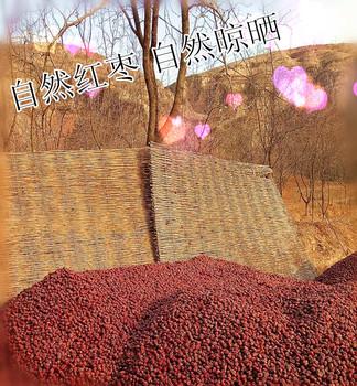爱心助农16年新枣山西红枣临县黄