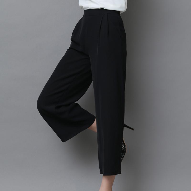 店2016新款阔腿裤女裤长裤