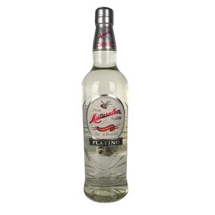 装750ml多米尼加朗姆酒玛督萨白金朗姆酒多米尼加进口洋酒朗姆酒