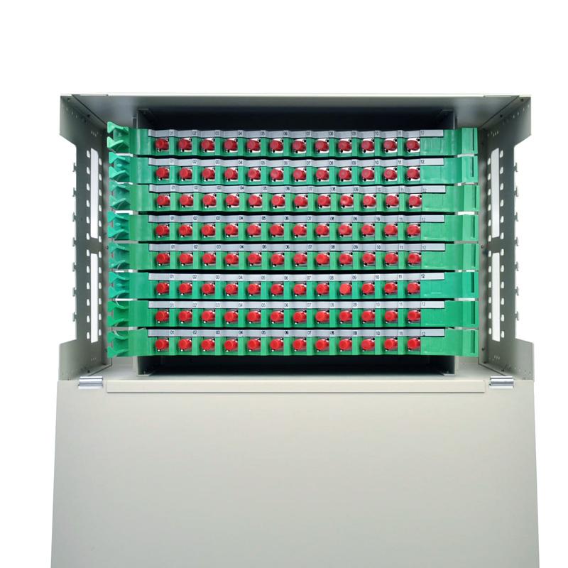 单模单元体熔纤盘 FC 光纤配线箱架满配 ODF 芯 96 菲尼特 Pheenet