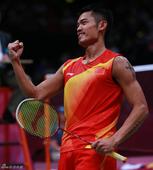李宁男子国家队龙服奥运比赛服男套装羽毛球AQCG027乒乓球奥运服