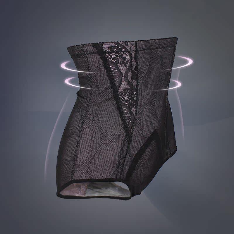 塑身裤薄款棉内裤产后束腰收复女人瘦身高腰