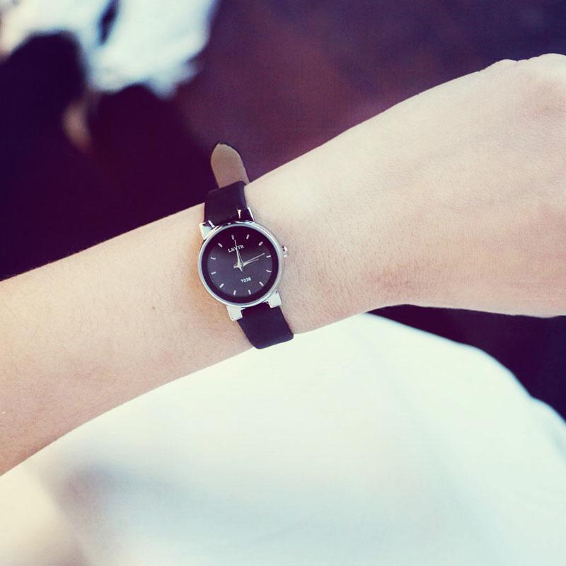 高中生女生學生手表精致氣質韓國迷你簡約小巧