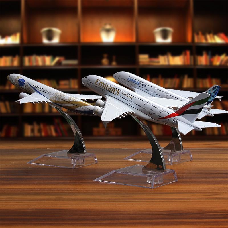空客a380飞机模型合金东方南航仿真a330国航客机模型航模民航a320