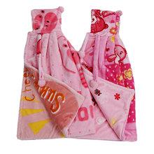 儿童披风婴儿斗篷披肩秋冬外出男女宝宝小孩公主抱被衣套餐更优惠