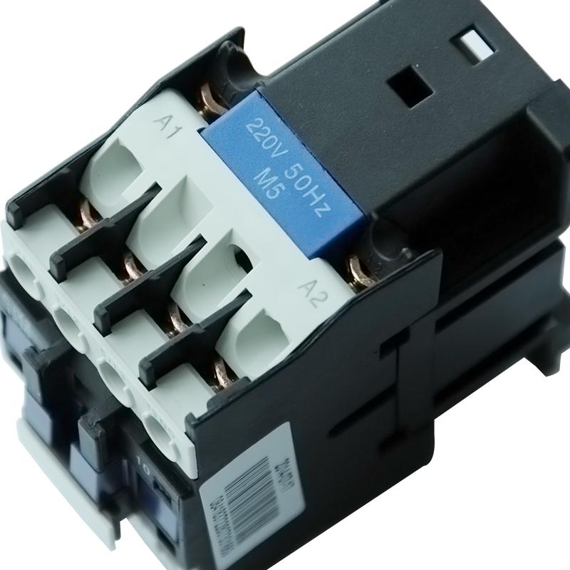 接触式继电器 12A 380V 220V 交流接触器 1210 CJX2 正泰 原装正品