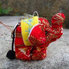 泰国象小礼品 泰国特色礼品纪念品 泰国小象钥匙扣挂饰 诗玛哈