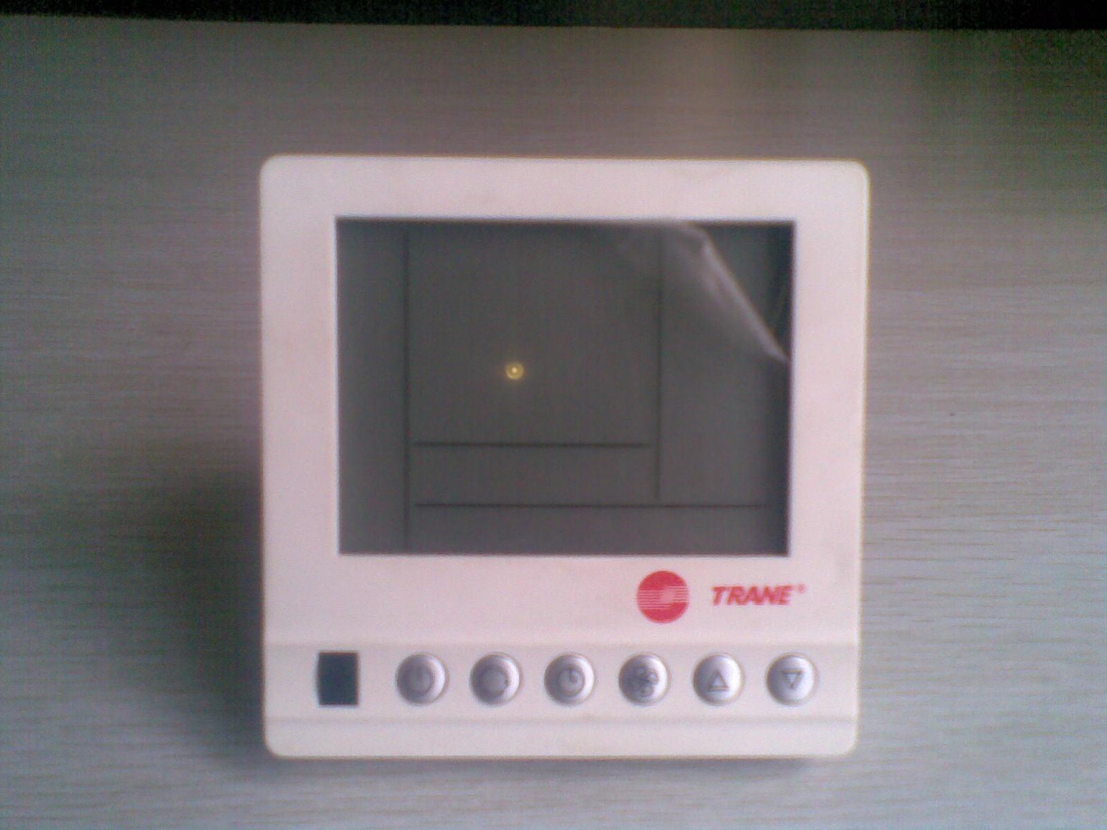 大家电特灵空调配件正品AC8100系列通用液晶温控面板特现货大促销