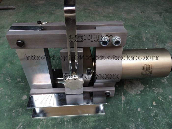 卧式铝合金液压弯排机CB-150D,液压平弯机,液压工具 出口