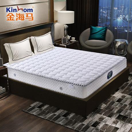 金海马泰国纯天然进口乳胶床垫1.8m席梦思独立弹簧可拆洗床垫1.5m商品大图