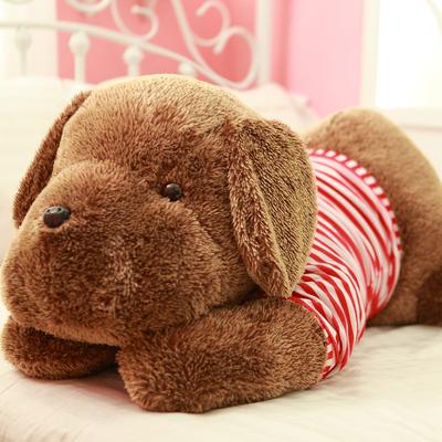 毛绒玩具公仔可爱抱抱熊泰迪趴趴狗儿童玩偶女生生日礼物抱枕靠垫