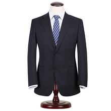 Youngor/雅戈尔西服套装男春季商务正装婚礼新郎职业西装平驳领图片