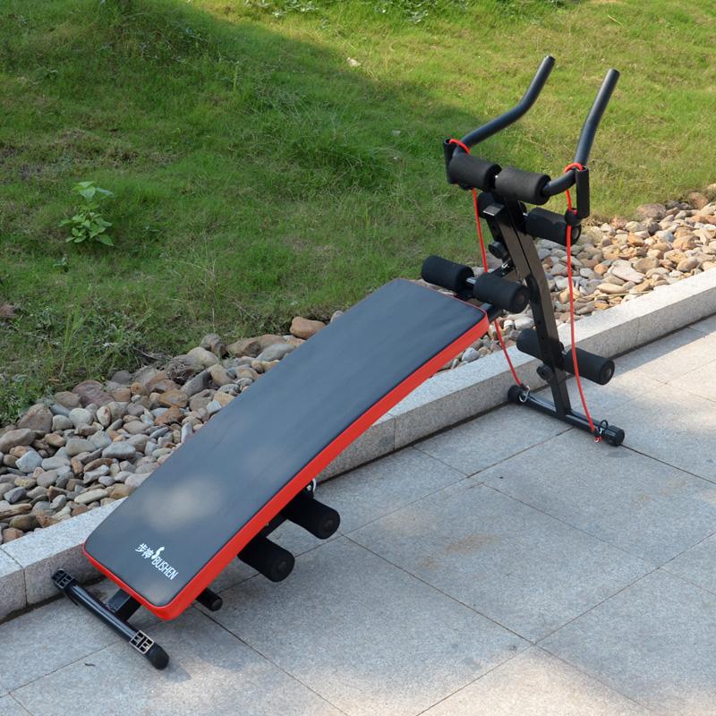 步神第三代美腰机多功能四合一 旋转两用 不用拆板 收腹机瘦腰机