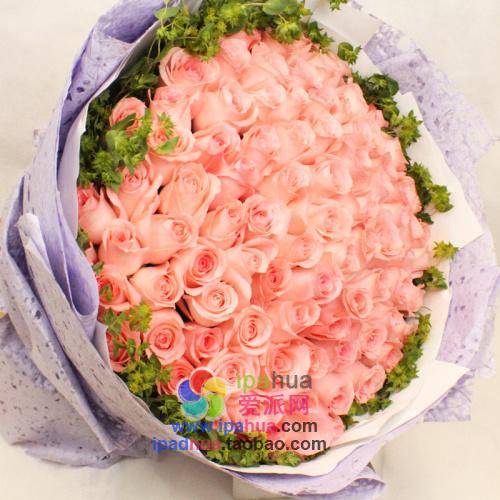 19朵玫瑰湖南怀化妇女节鲜花速递洪江市鹤城区中方辰溪县同城送花