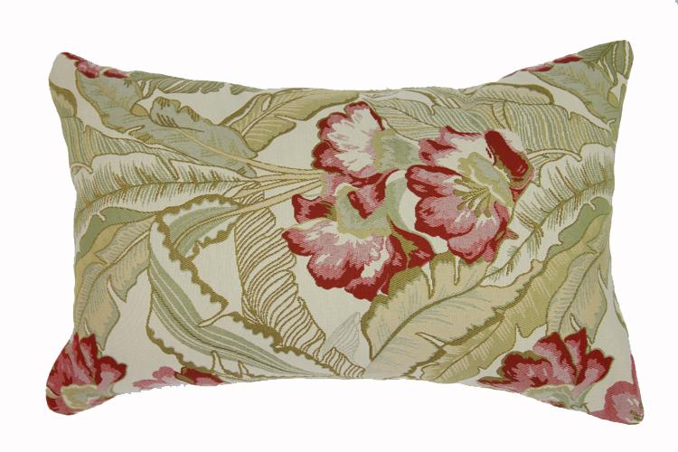 织色家纺花草办公室客厅沙发床头靠枕套抱枕套靠垫腰枕套腰垫包邮