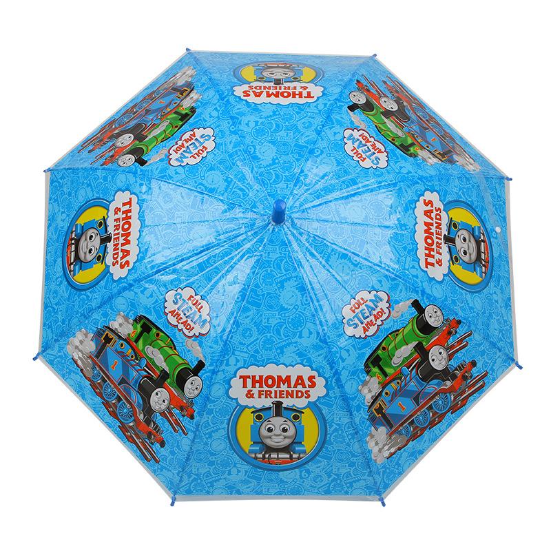 儿童雨伞男女小学生幼儿园卡通宝宝防晒伞 小朋友礼物 托马斯童伞