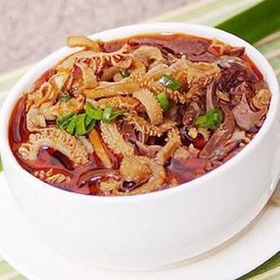 【天天特价】内蒙特产 羊杂碎羊肉汤羊杂割 内蒙特色小吃美食200g