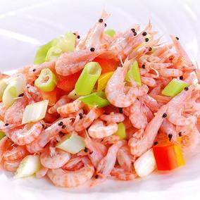 深海南极磷虾 野生无污染磷虾 宝宝辅食 刺身寿司虾 新鲜冷冻磷虾