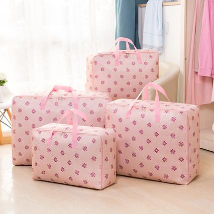 加厚牛津布装棉被子大号手提行李袋防潮衣服物褥子搬家收纳整理袋