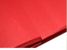 四尺红宣 高档宣纸 剪纸材料 刻纸专用红纸 中国特色手工艺 双面红