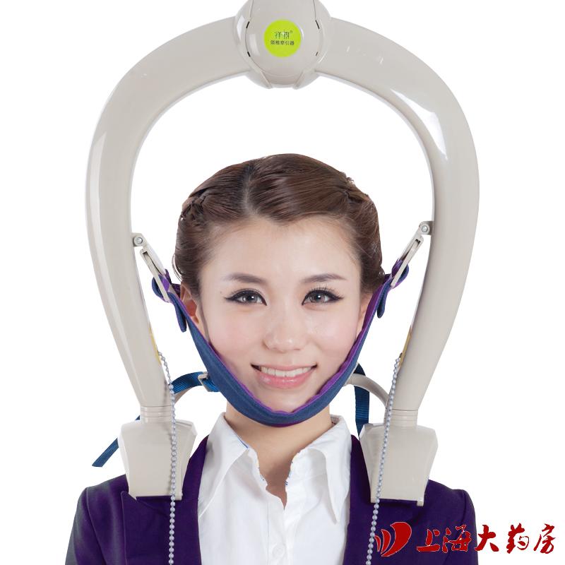 祥鹤颈椎治疗仪 治疗颈椎病颈椎牵引器拉伸器 家用医用 包邮HS