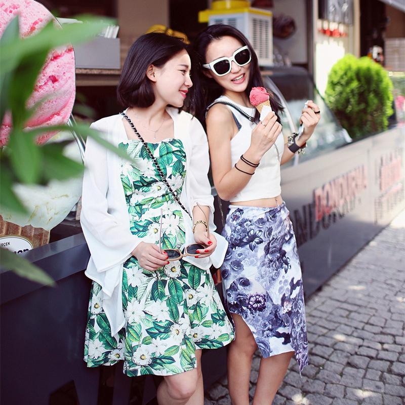 春季韩版女装搭配图片大全
